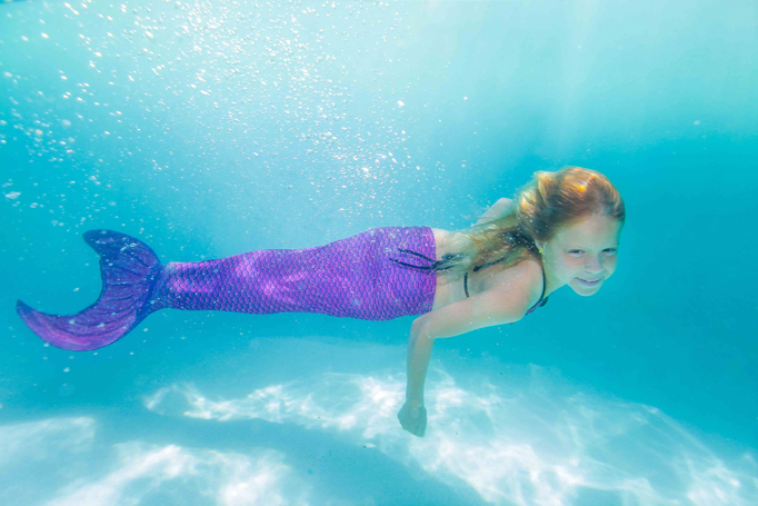 Trend Alert: Fin Fun Mermaid Tails + Giveaway! - Soiree Event Design