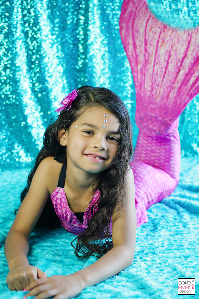 Sparkle Mermaid Party Part 1 Barbie Giveaway Soiree