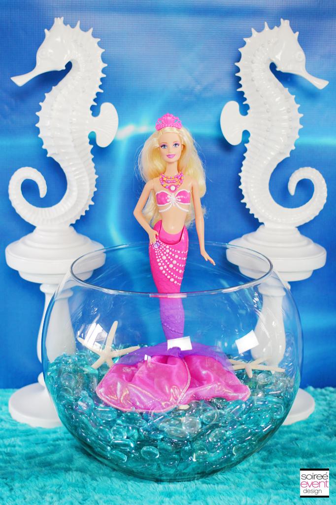Sparkle Mermaid Party - Part 1 + Barbie Giveaway! - Soiree ...
