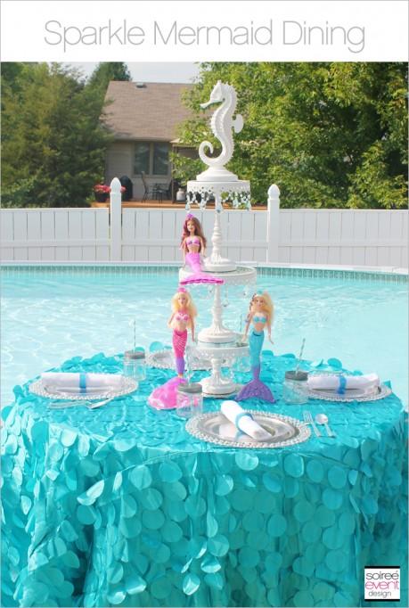 Sparkle Mermaid Party – Part 2