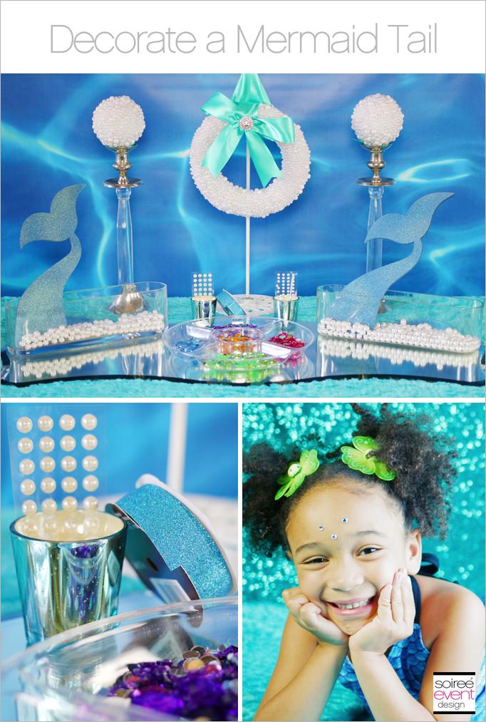 Mermaid-party-activity