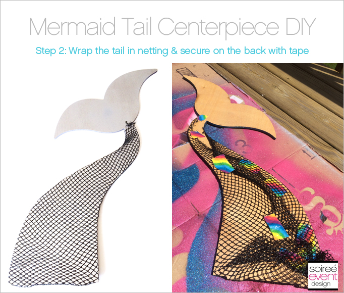 how to make a silicone mermaid tail step by step