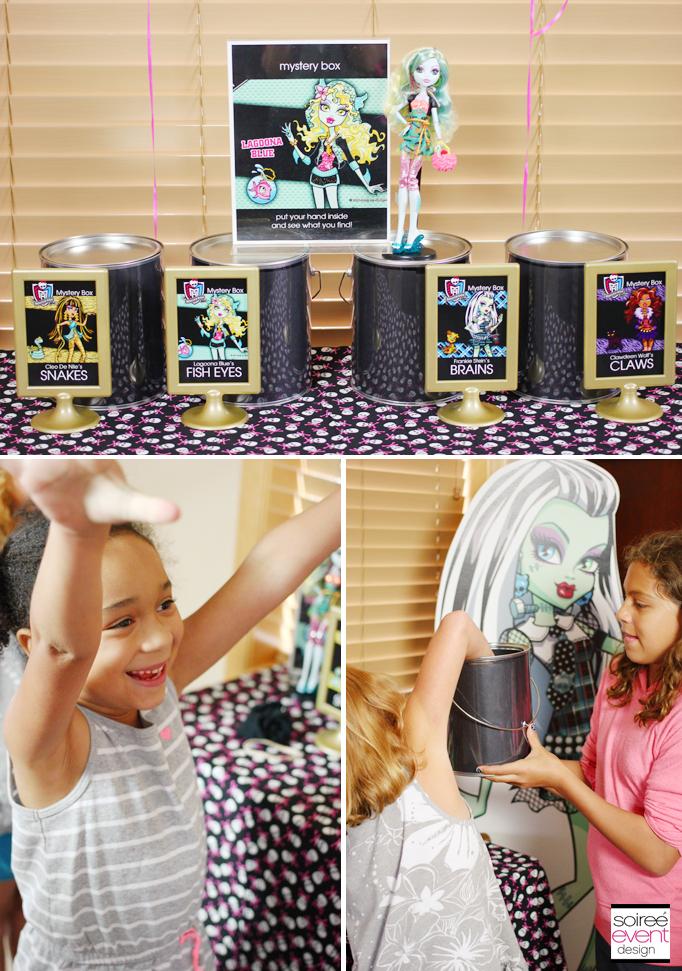 Monster High Mystery Box