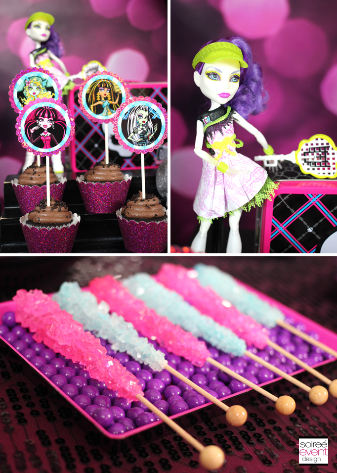 Monster High Party Candy