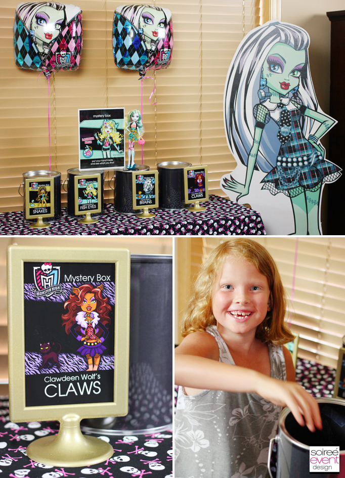 Monster High Party Game 2