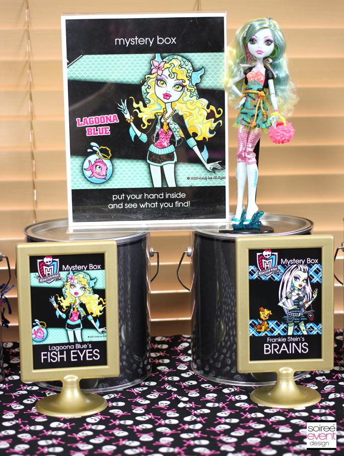 Monster High Party Game 3