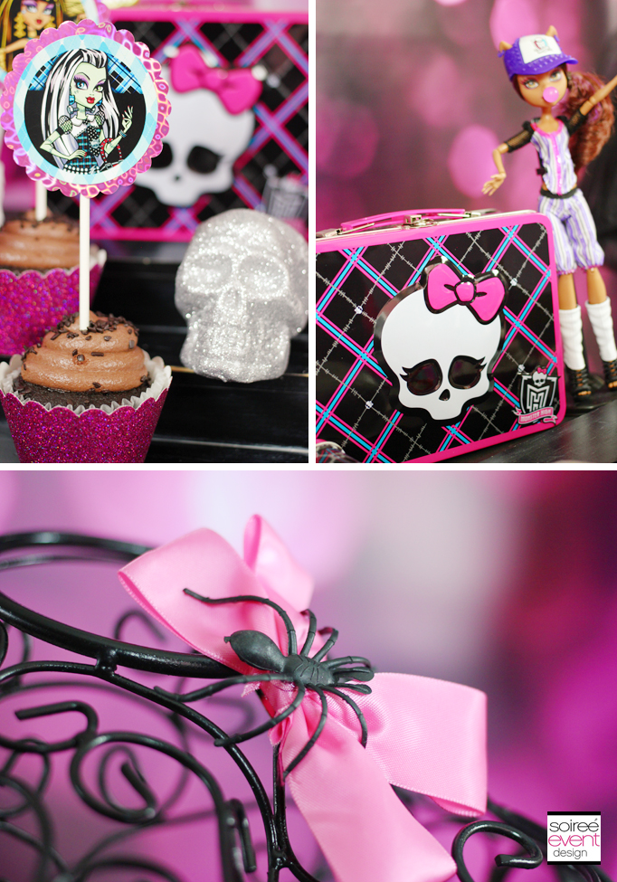 Monster High Party decorations 2