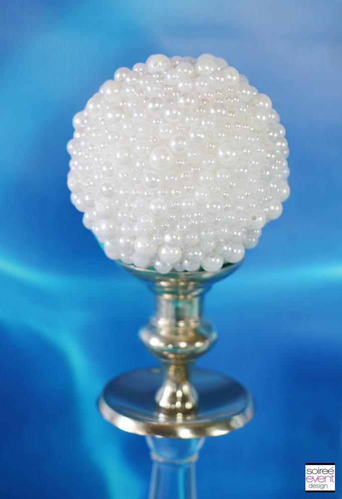 Pearl-topiary