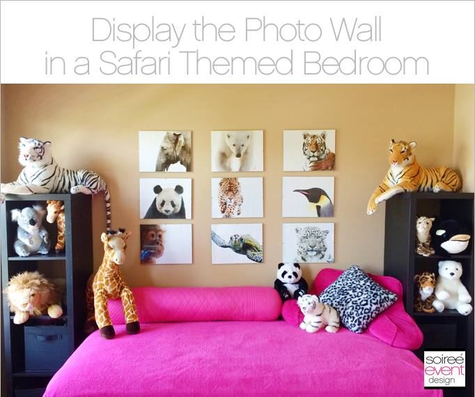 How To Create A Photo Wall From A Calendar!