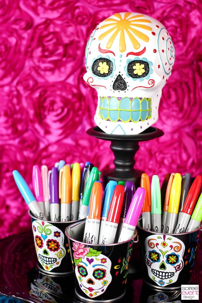 Decorate Your Own Day of the Dead Sugar Skulls - Soiree ...