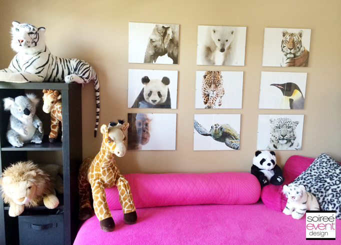 Animal bedrooms for Animal themed bedroom ideas