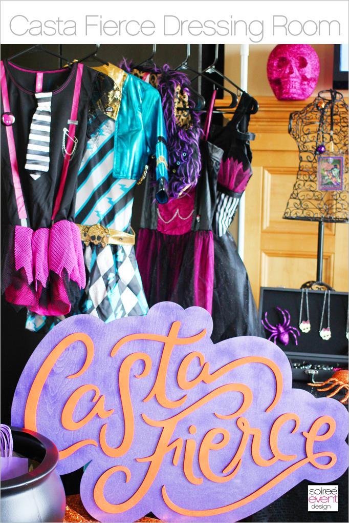 Casta Fierce Party Dress Up Bar