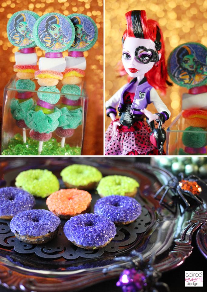 Casta Fierce mini donuts