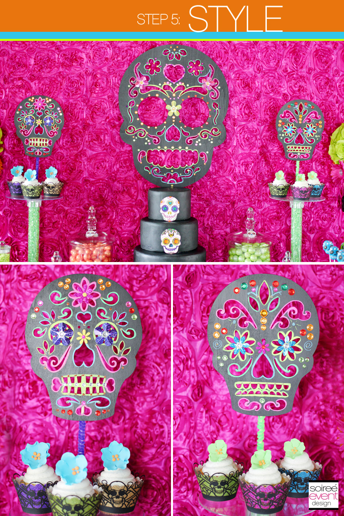 Day of the Dead Sugar Skulls DIY Style