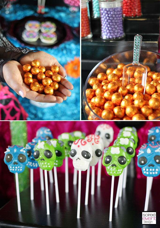 Day of the dead candy 2