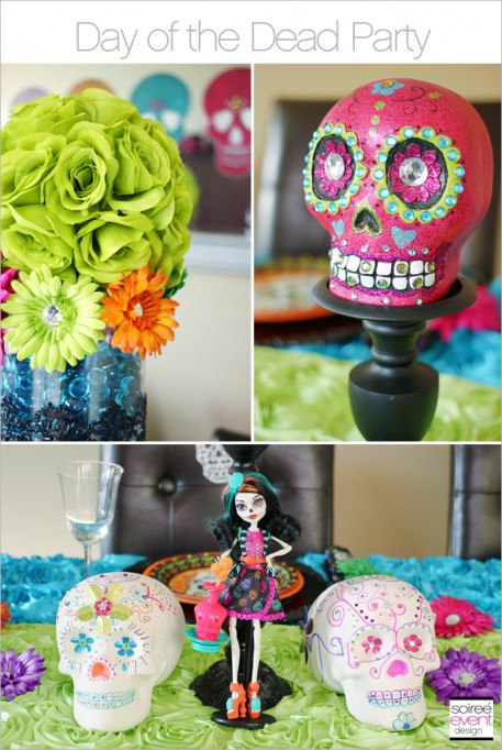 Day of the Dead Party Week