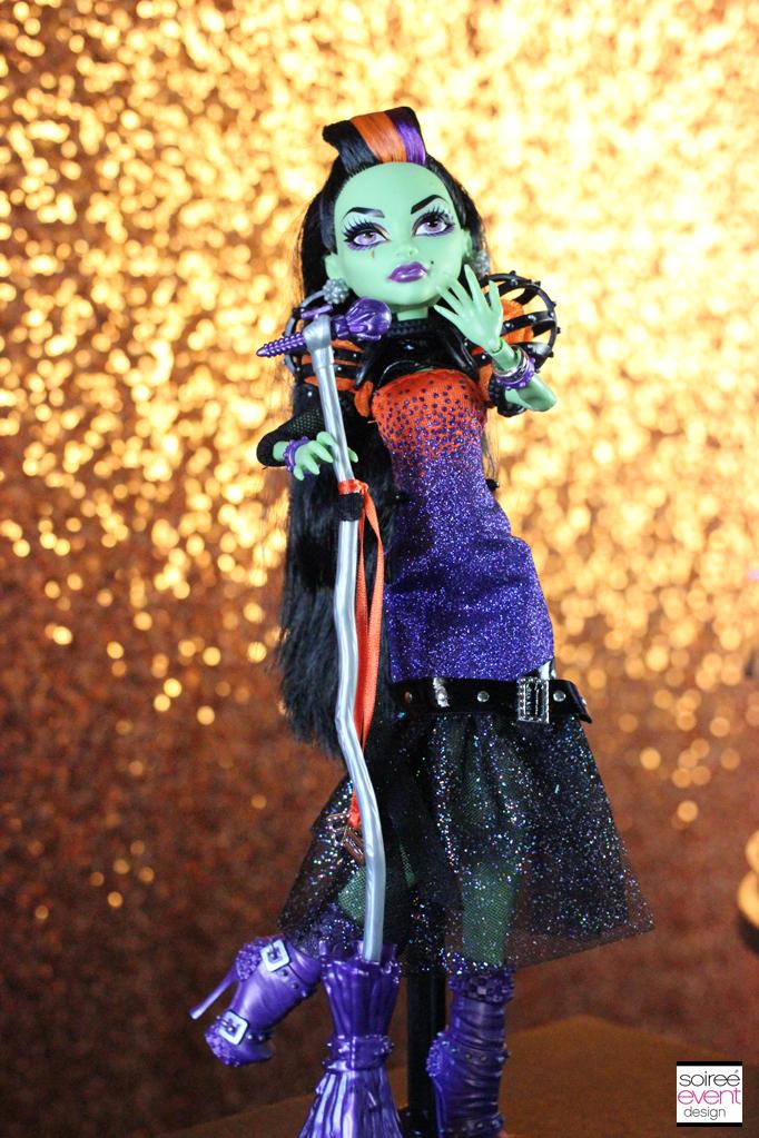 Monster High Casta Fierce Doll 3