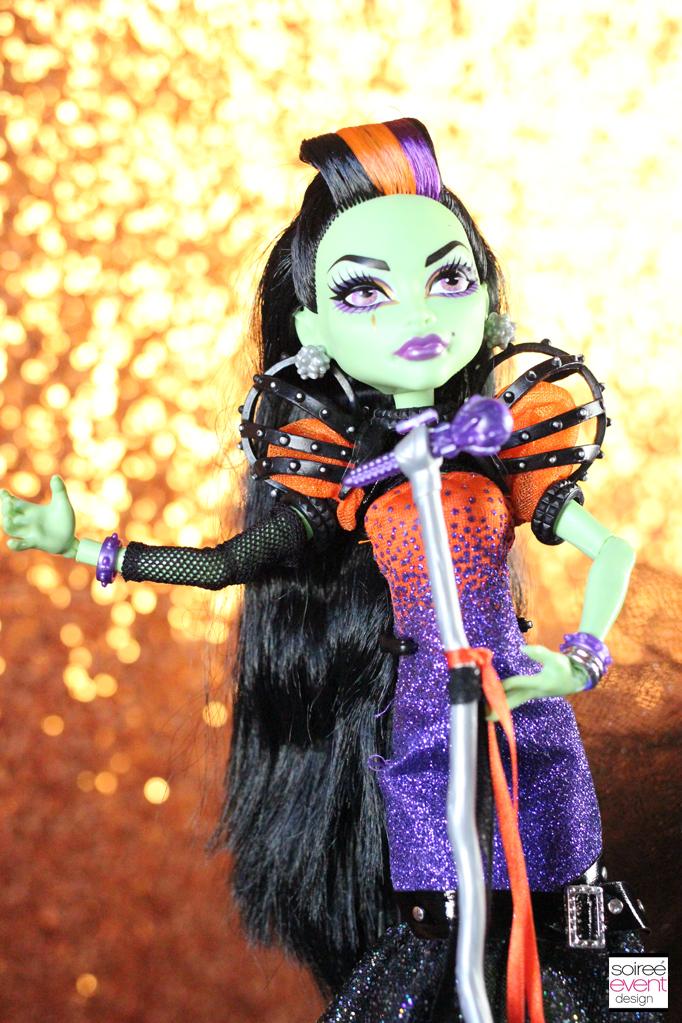 Monster High Casta Fierce Doll 4