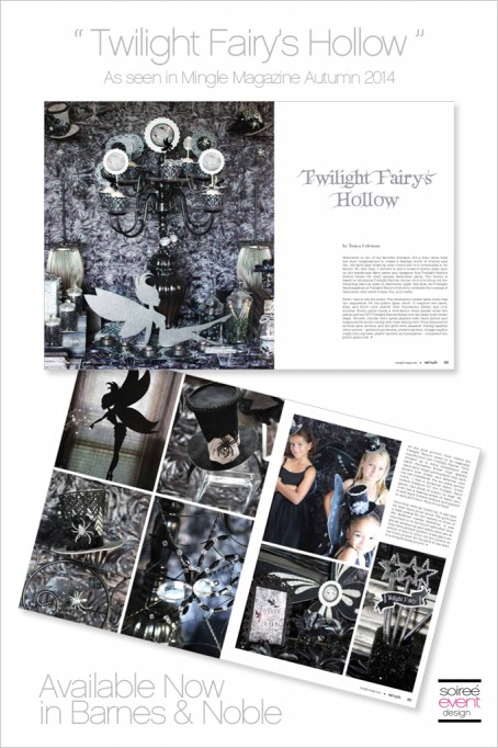 """Twilight Fairy's Hollow"" Published in Mingle Magazine!"