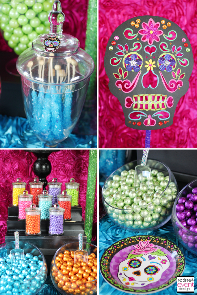 day of the dead candy