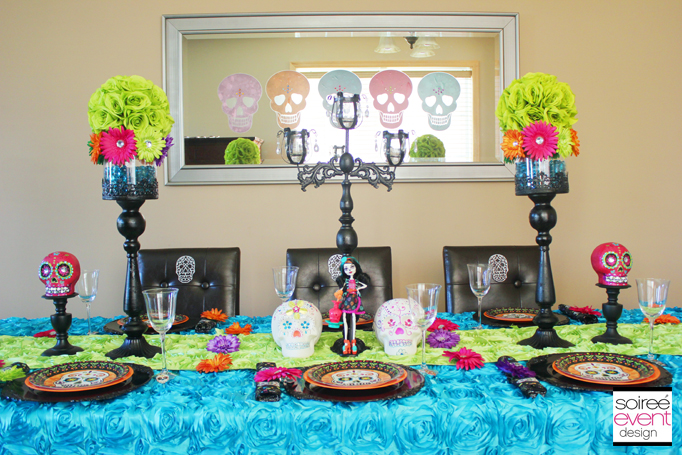 day of the dead party 2