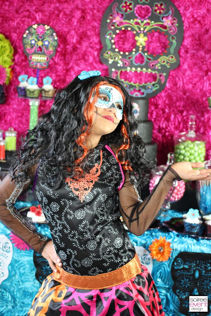 day of the dead skelita calaveras costume
