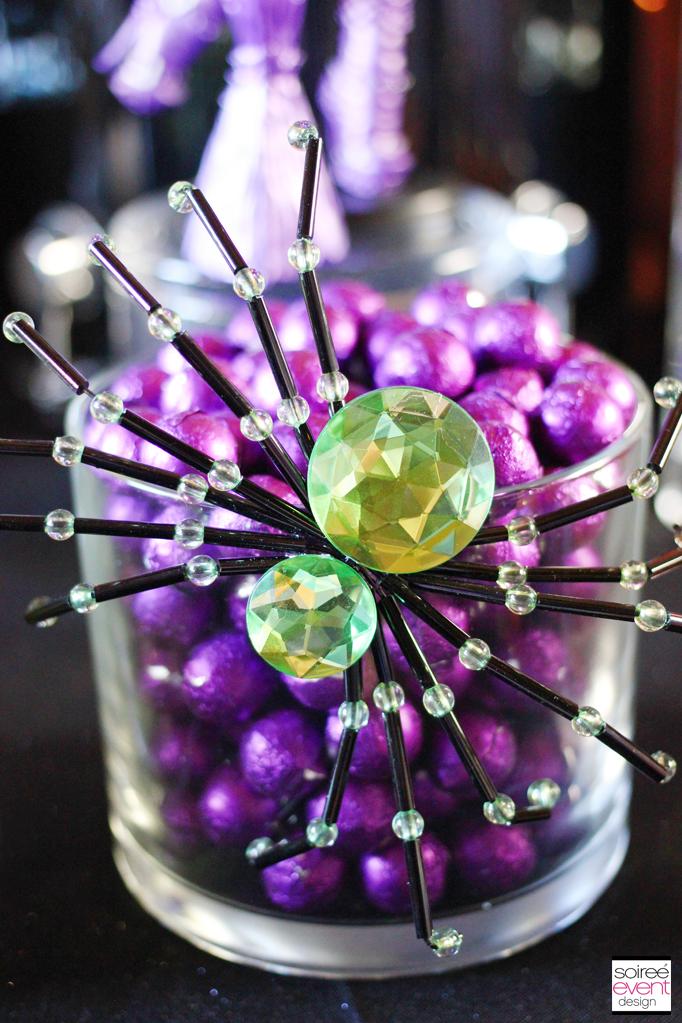 jeweled spider