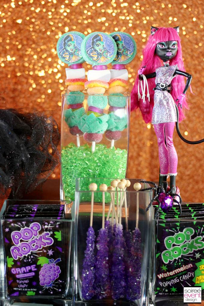 monster high rock candy