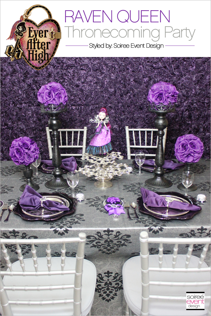 EAH Raven Queen Dining Table