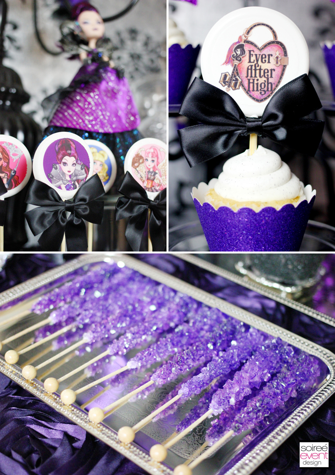 Ever After High Lollipics