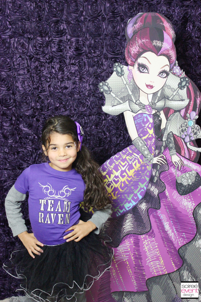 Ever After High Party Raven Queen S Thronecoming Soiree