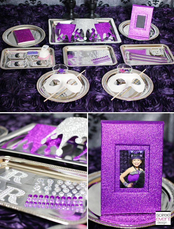 ever After High party crafts