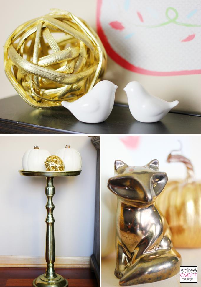gold accessories