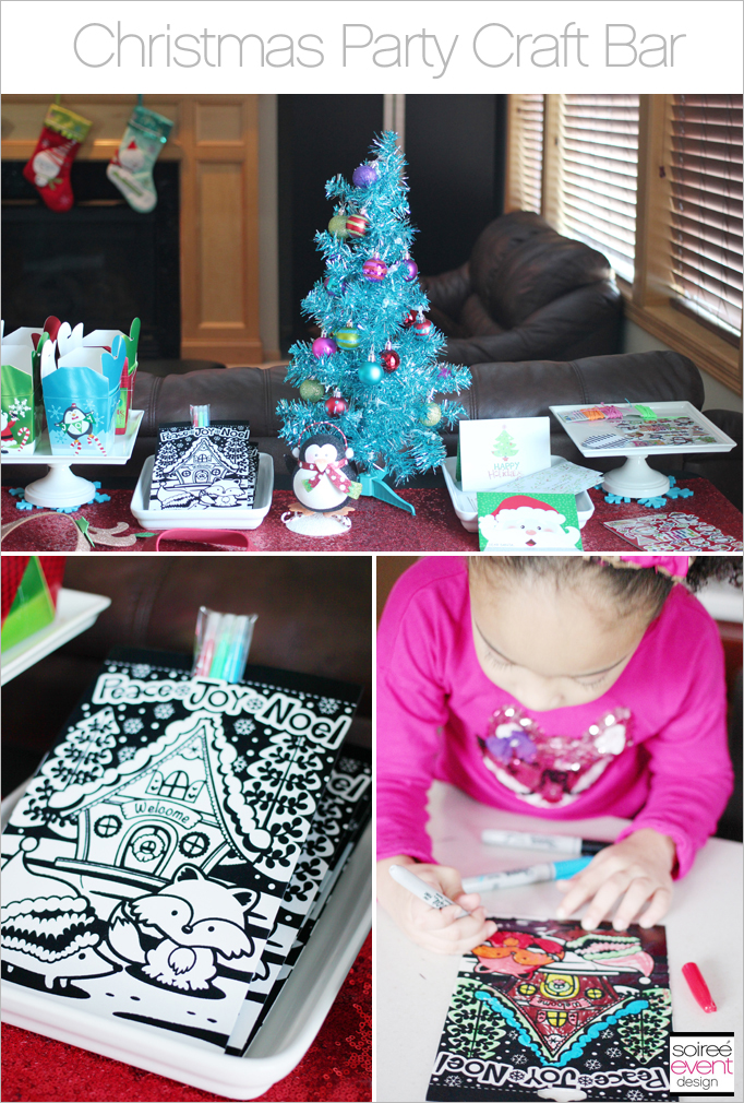 Christmas party crafts A