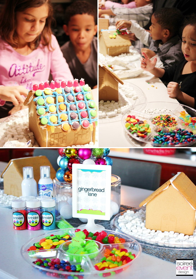 Gingerbread Decorating Party 3