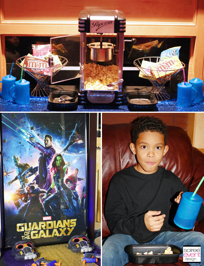 Guardians of the Galaxy Movie night 6