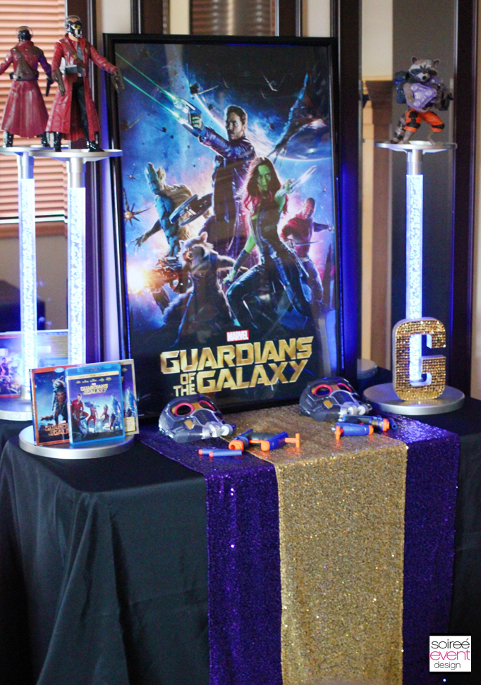 Give The Gift Of Movie Night With Guardians Of The Galaxy