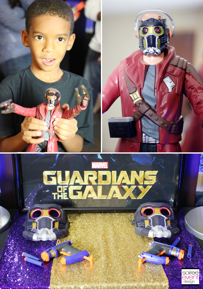Guardians of the Galaxy Star-lord toys