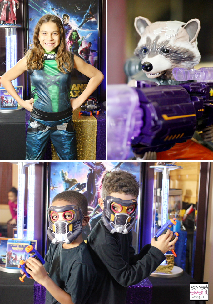 Guardians of the Galaxy dress up