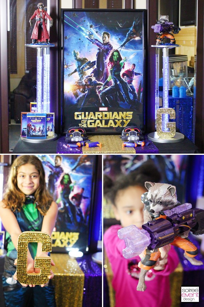 Guardians of the Galaxy party 2