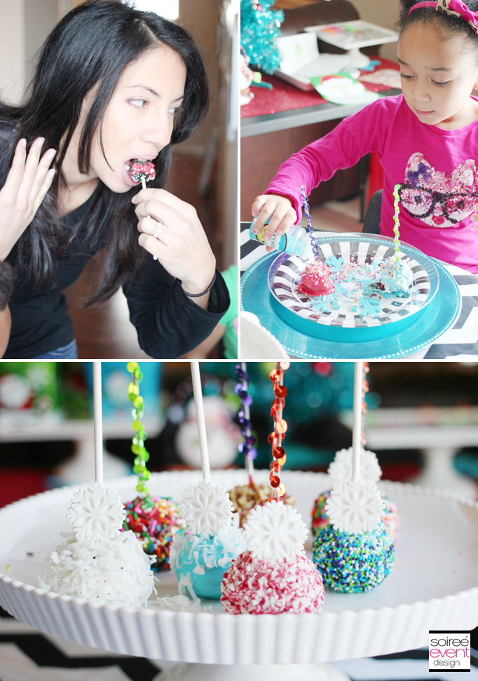 Oreo Cake Balls Ideas