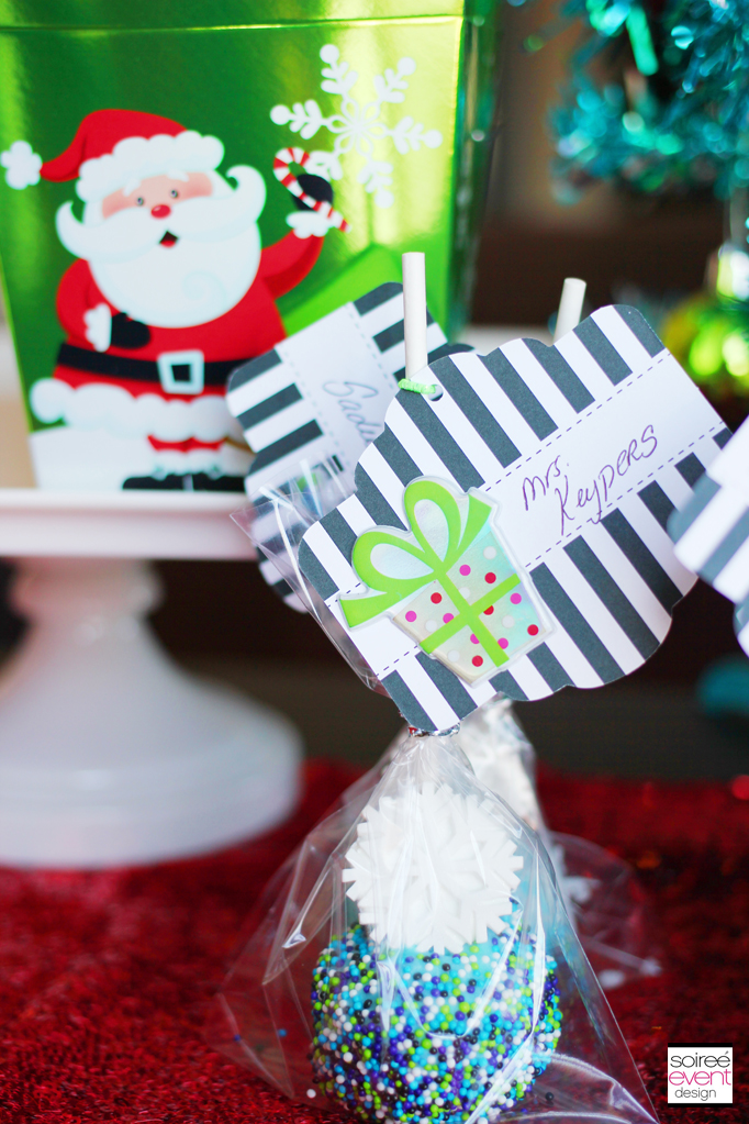 Oreo Cookie Ball Gifts