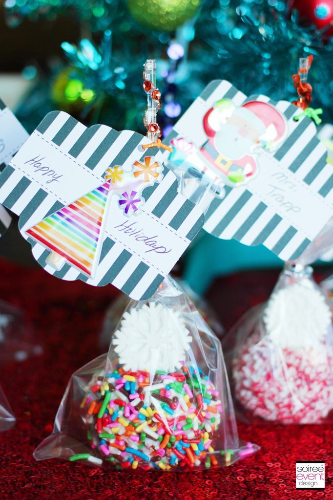 Oreo Cookie Balls Gifts