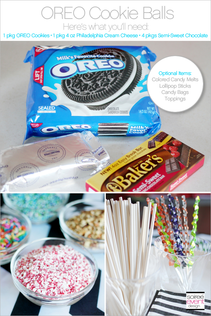 Oreo Cookie Balls Recipe B