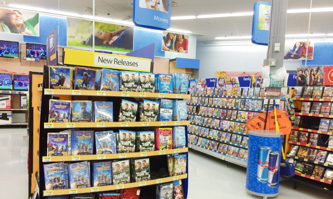 Walmart in Store