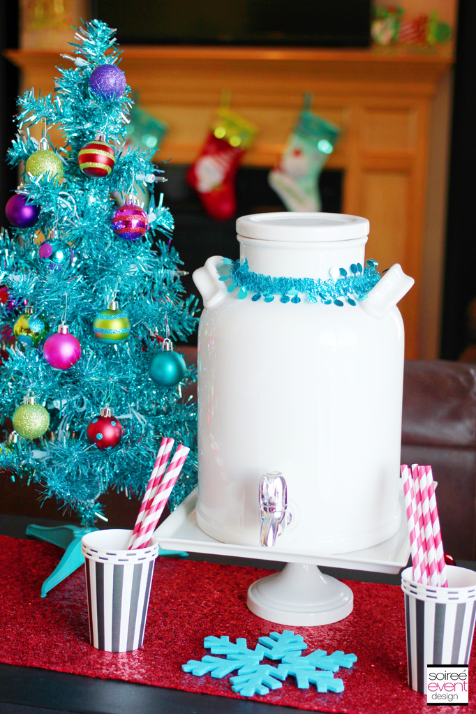 christmas milk and cookies