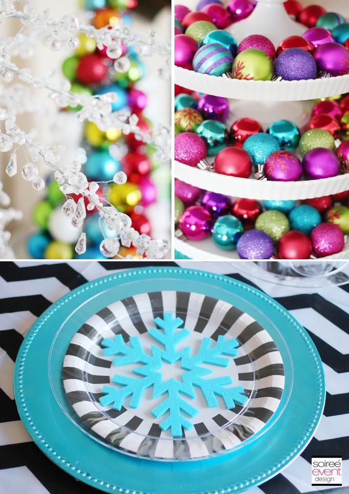 custom christmas plates