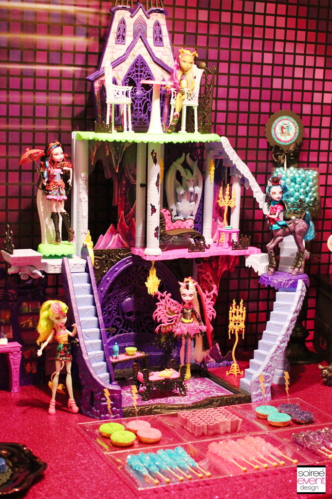 monster high catacombs playset 2