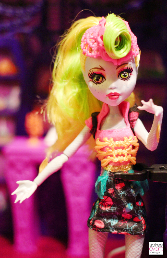 monster high freaky fusion lagoona fire