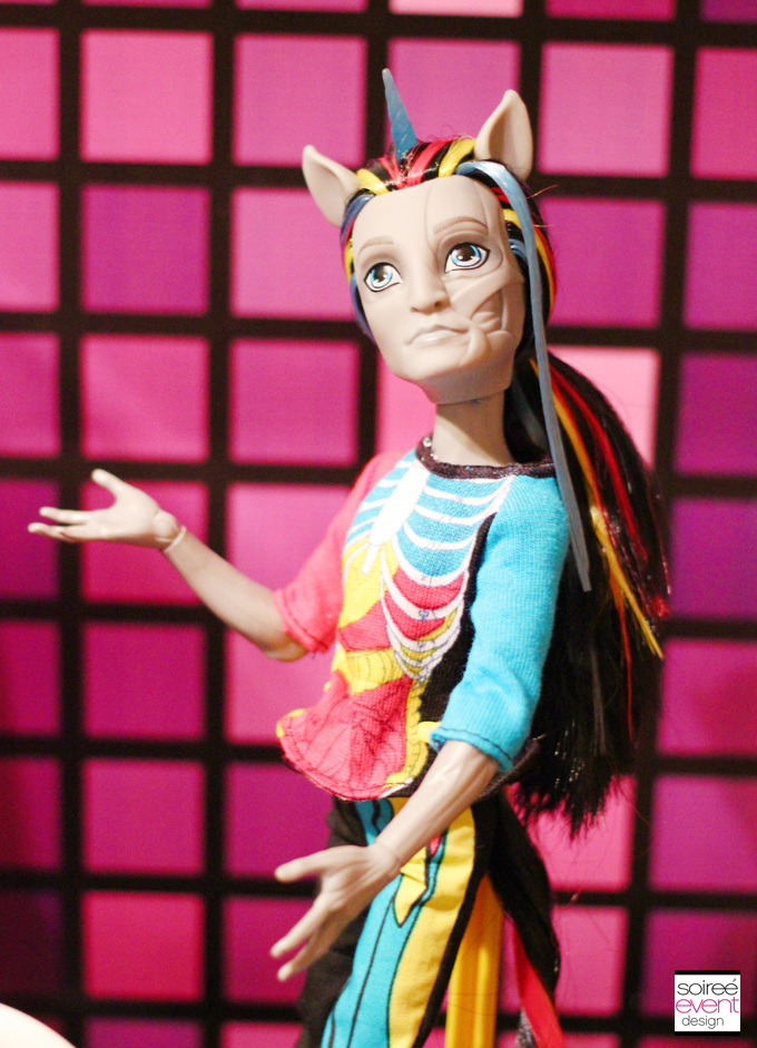 monster high fusion doll